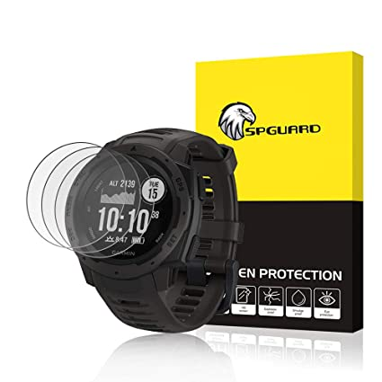 Amazon.com: SPGuard - Protector de pantalla para reloj ...