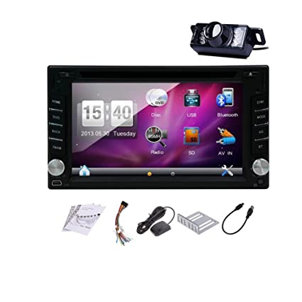 M-AUDIO Doubledin With Bluetooth & Usb Car Stereo: Amazon in