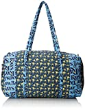 MLB Tampa Bay Rays Fabric Duffle Bag