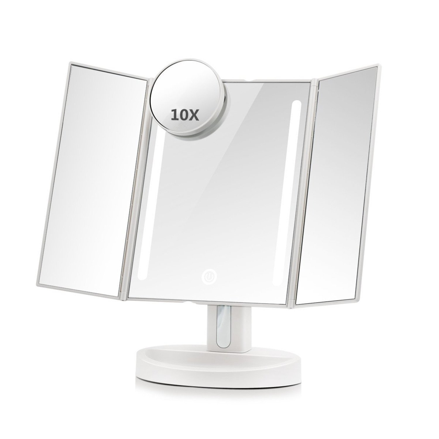 ASSIS Led Lighted Makeup Mirror