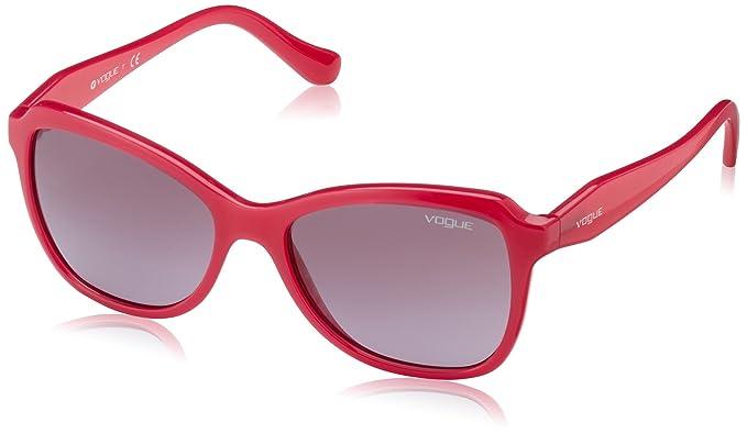 08439fe8de Vogue VO2959S 23098H Pink VO2959S Cats Eyes Sunglasses Lens Category ...