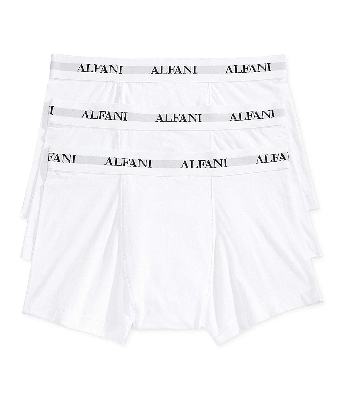 Alfani Men's Knit Trunks 3-Pack
