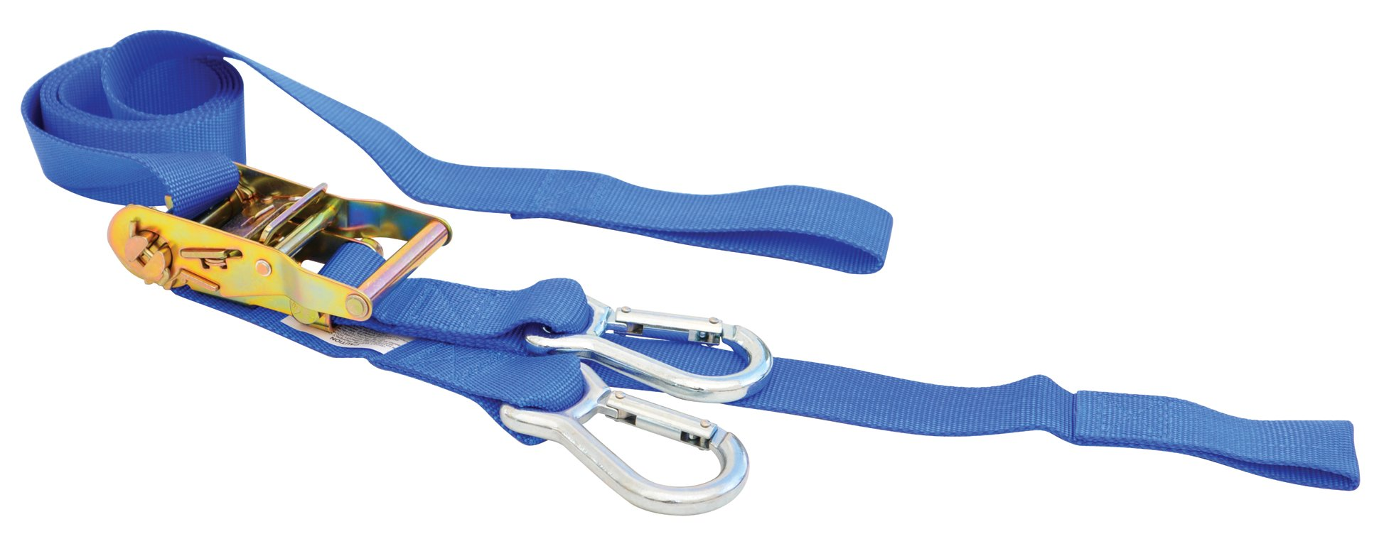 High Roller HR801-20 Blue Ratchet Ultra Tie Down