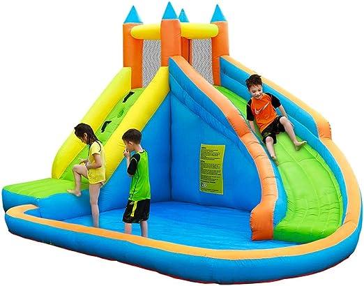 Castillos Hinchables Parque Inflable Para Niños En Casa Juguete De ...