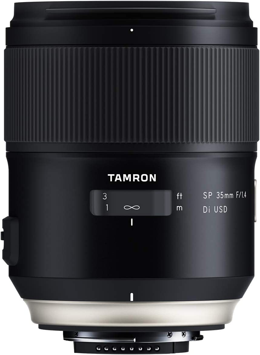 Tamron Sp 35mm F 1 4 Di Wg Objektiv Für Nikon F Kamera