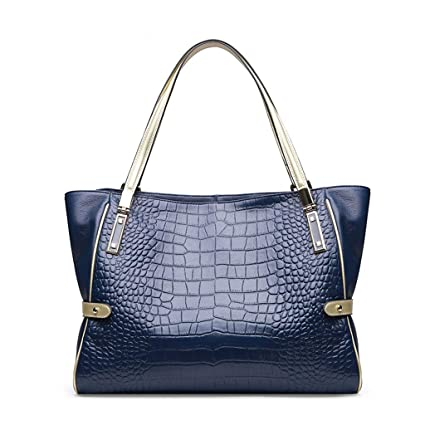 Image Unavailable. Image not available for. Color  PU Female Bag European  And American Fashion Ladies Shoulder Bag Handbag Large ... 7dd63117fc4b4