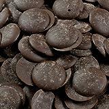 Noel Dark Chocolate Pistoles - Semisweet 58.5%, Grand - 1 box - 11 lb