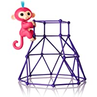 Deals on WowWee Fingerlings Gym Playset + Interactive Baby Monkey Aimee