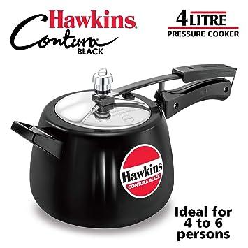 dccf1f602 Buy Hawkins Contura Hard Anodised Aluminium Pressure Cooker
