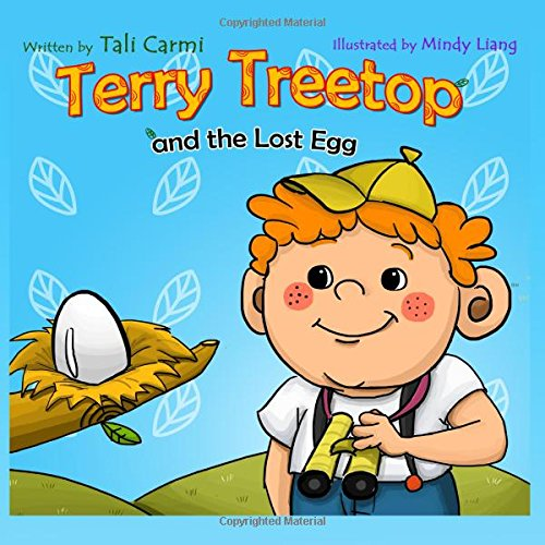 Terry Treetop lost egg Childrens product image