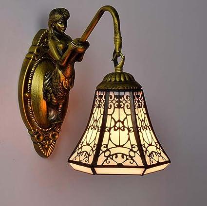 Glight Lámpara de Pared Tiffany Style, lámpara de Pared ...