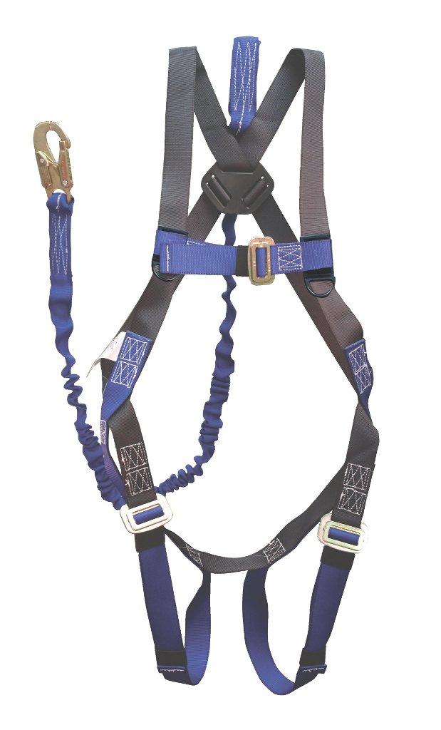 Klein Tools 87150 Klein Tools-Lite Trademan's Fall Arrest Harness Set by Klein Tools B00093E6FS
