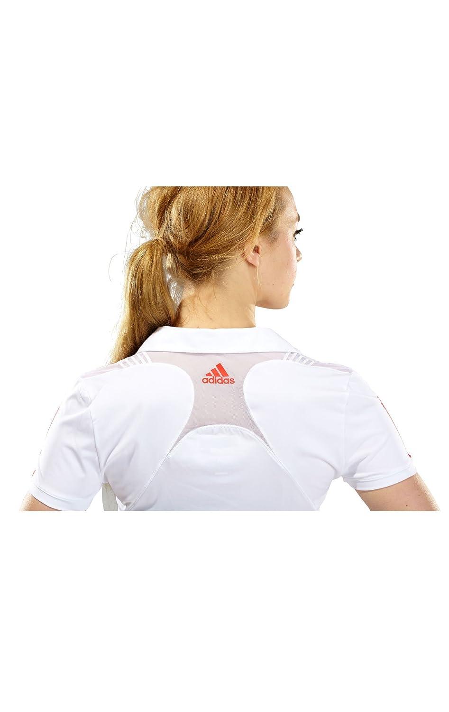adidas - Camiseta de pádel para mujer, tamaño XL, color blanco ...