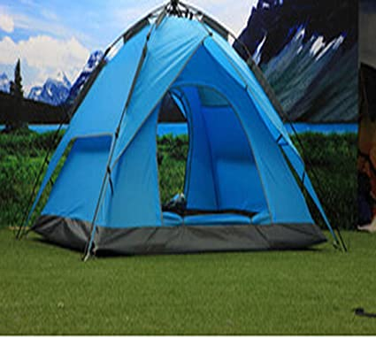 Image Unavailable & Amazon.com : Three to Four-man Tent : Sports u0026 Outdoors