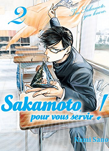 Sakamoto, pour vous servir ! Tome 2