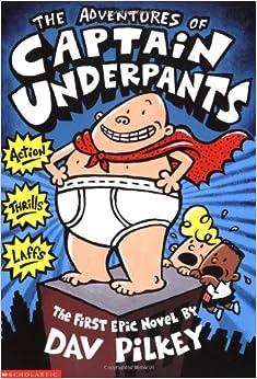 Amazon.com: The Adventures of Captain Underpants