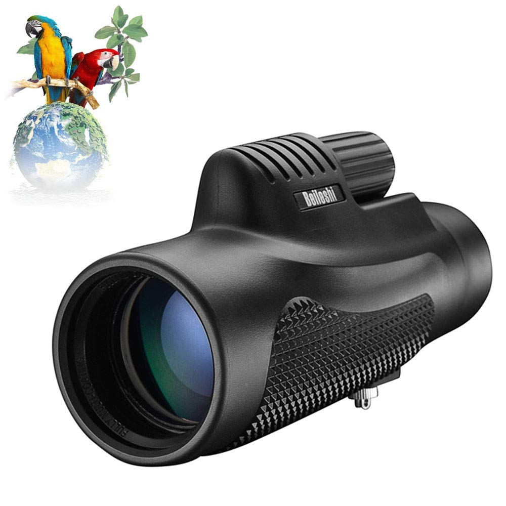 High Monocular, New Hunting 10X42 HD Zoom Monocular Telescope Monocular, Suitable for Outdoor Birdwatching Travel Single Tube Range by SONADY