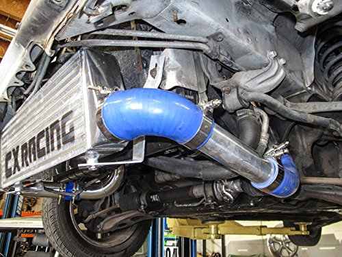 Intercooler Kit Bolt-on BOV For 89-05 Mazda Miata MX-5 T28 1 6L/1 8L Motor