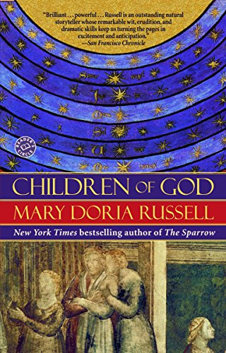 Children of God: A Novel (The Sparrow Series) by Russell, Mary Doria