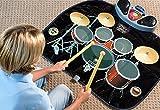 Sharper Image Rock 'N' Roll Electronic Drum Mat