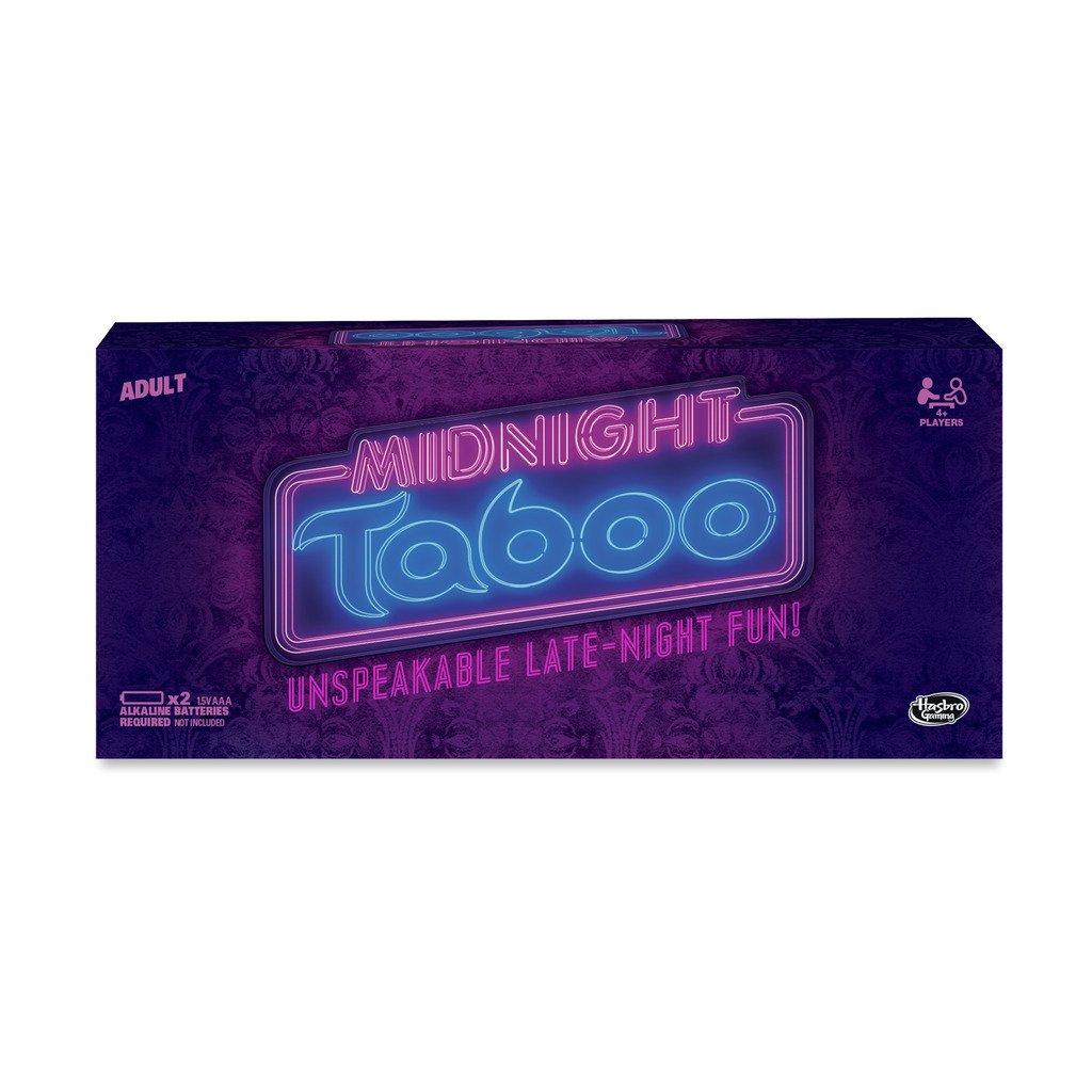 Hasbro Midnight Taboo Game C04181020