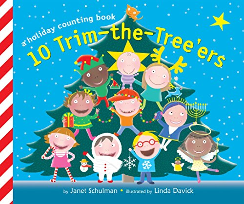 10 Trim-the-Tree'ers (Holiday Counting Books) -