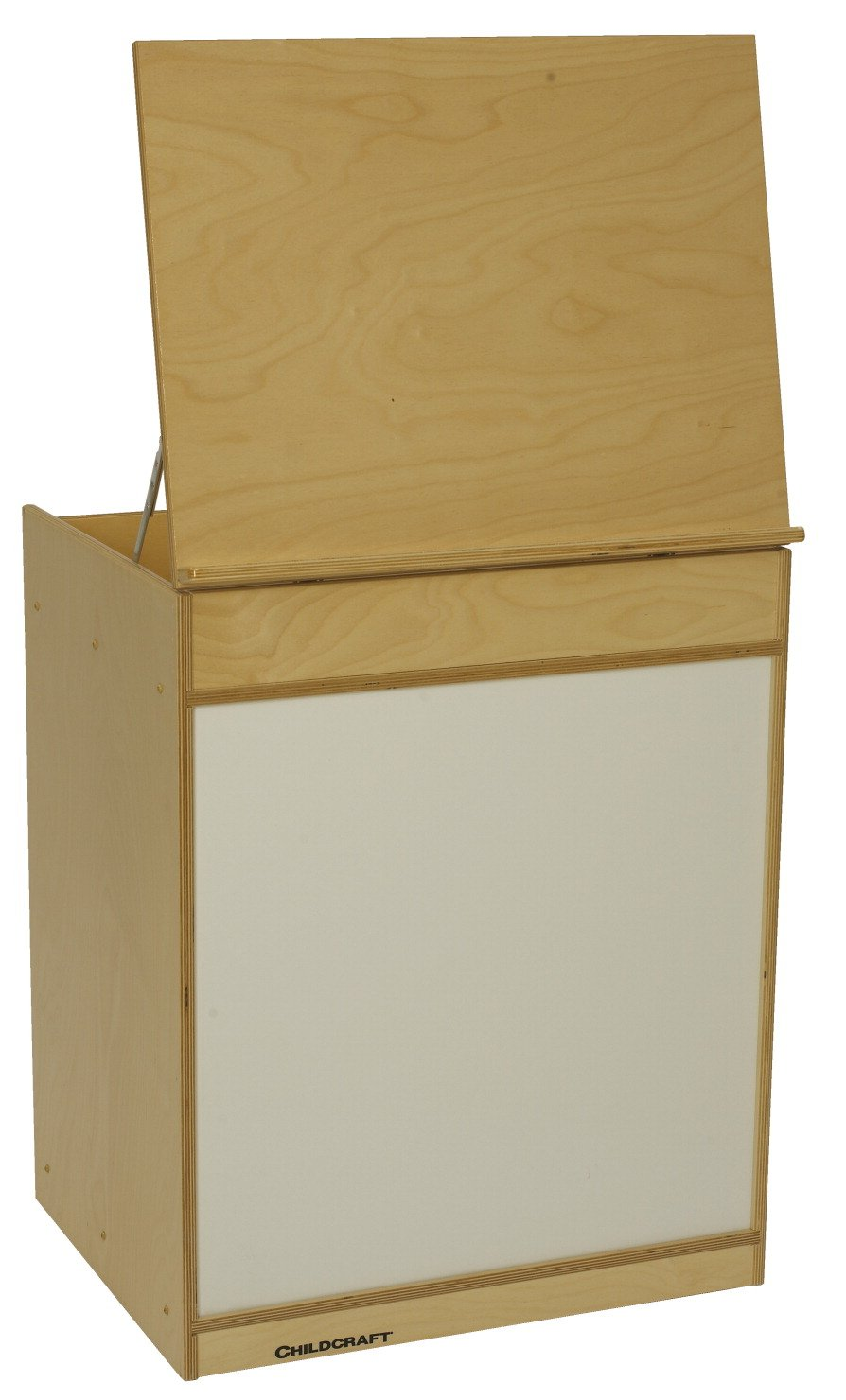 Childcraft Magnetic Dry-Erase Mobile Horizontal Language Center, 23-3/4 W x 19-1/2 D x 29-3/4 H in