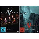 Vikings Staffel 4.1+4.2 [DVD Set] Die komplette Staffel 4