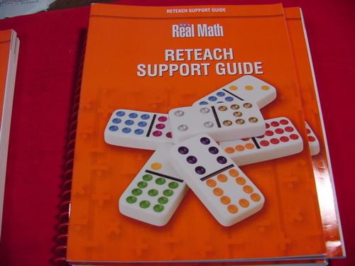Read Online Real Math Reteach Support Guide - Grade 1 (SRA REAL MATH) pdf epub