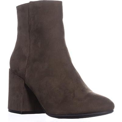 Bar III Womens Gatlin Padded Insole Booties | Boots