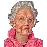 Zagone Studios Men's Supersoft Old Woman Mask