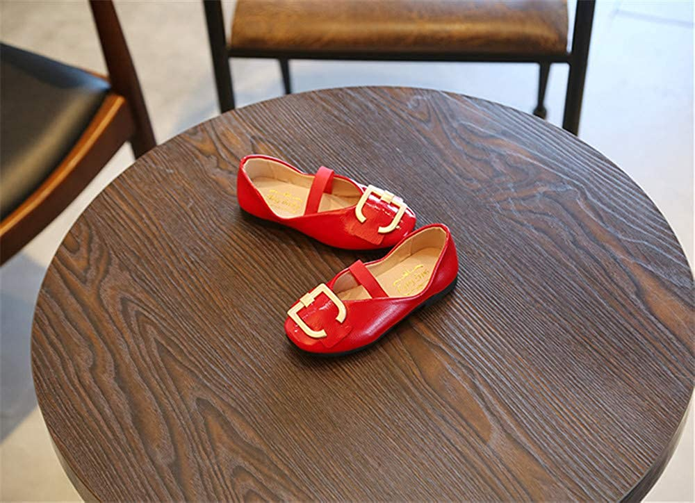 Quality.A Walking Shoes Girls Loafers Flat Shoes Mary Jane Shoes Casual Shoes