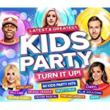Latest & Greatest Kids Party - Turn It Up: 60 Kids Party Hits