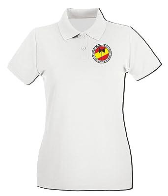 T-Shirtshock - Polo para Mujer TUM0032 Ultras Sur Real Madrid ...