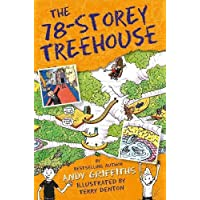 The 78-Storey Treehouse (The Treehouse Books)