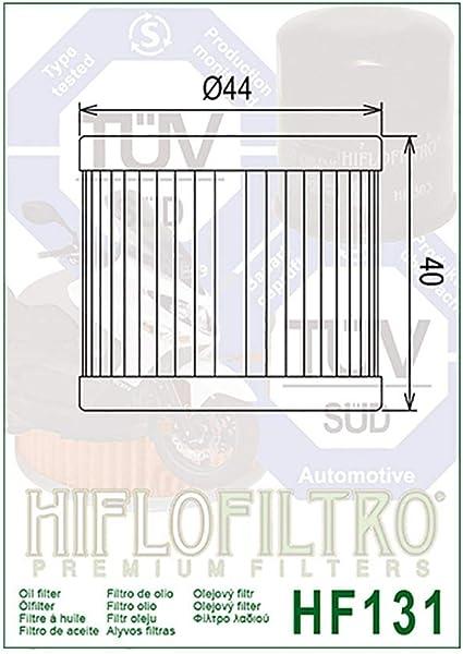 Ölfilter Hiflo Xrx 125 Funduro 07 08 Auto