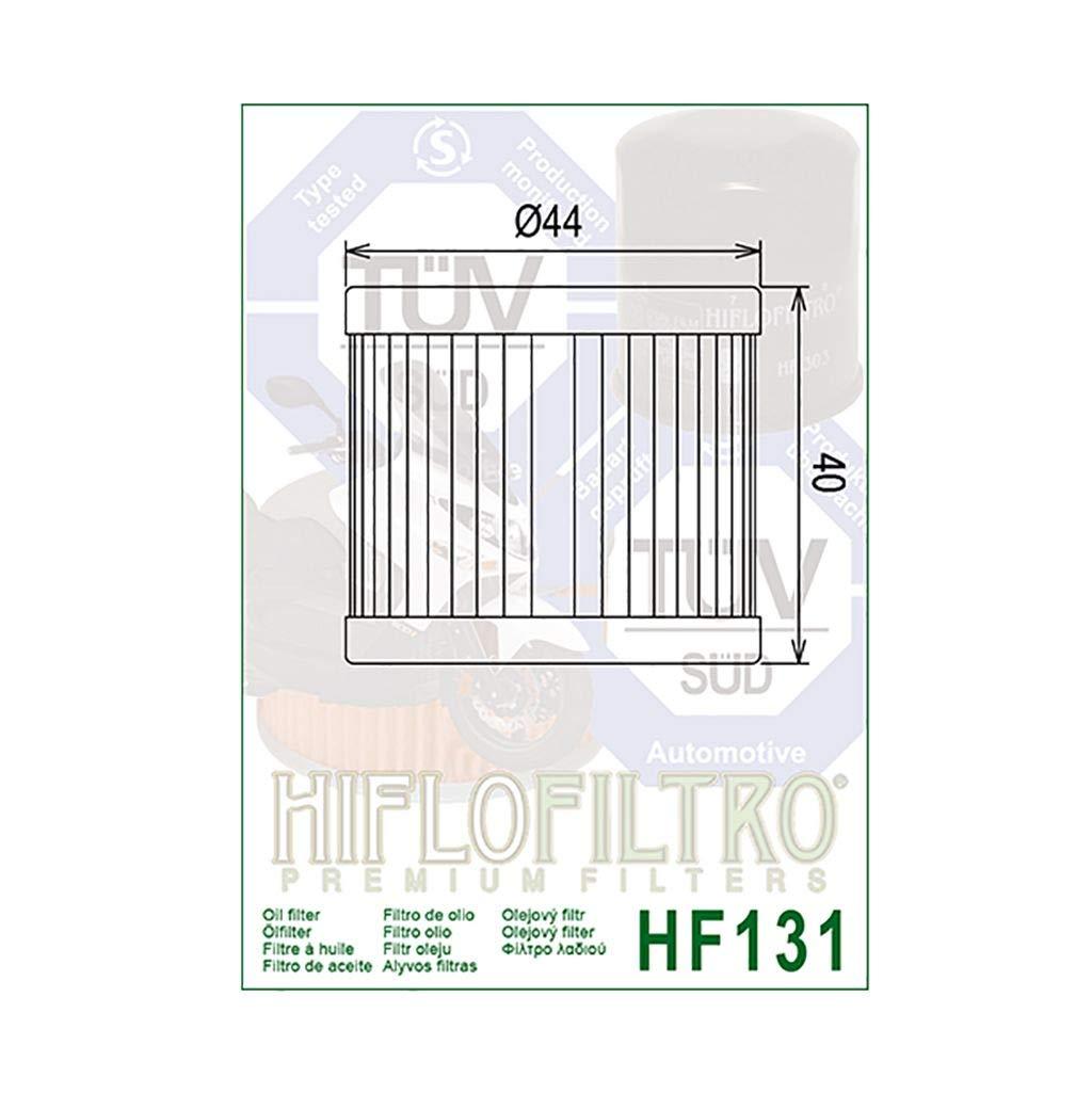 /Ölfilter Hiflo GZ 125 Marauder AP 98-10