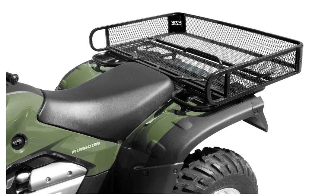 New Rear ATV Rack Basket 1997-2016 Honda TRX250 Recon ATV