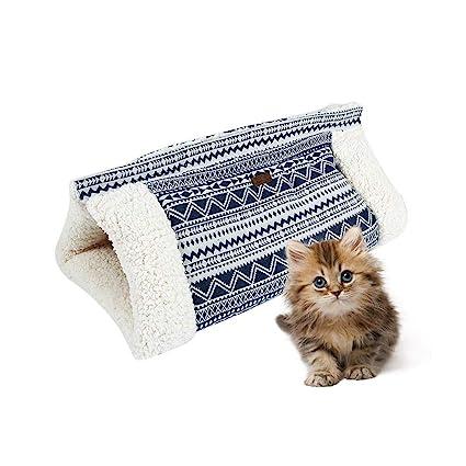 Starter Cama para Mascotas - túnel para gatos para estudios ...