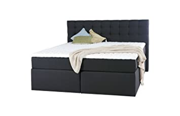 Amazon De Betten Jumbo King Boxspringbett 180x200 Cm Mit Luxus 7
