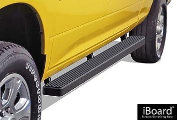 """5/"""" iBoard Side Step Nerf Bar Fit 10-19 Dodge Ram 2500//3500 Mega Cab"""