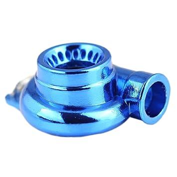 Turbo Llavero coche ventilador favorito de la turbina del turbocompresor llavero clave cadena anillo llavero 1pieza: Amazon.es: Coche y moto