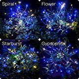 Outdoor Solar Garden Decorative Lights- 105 LED