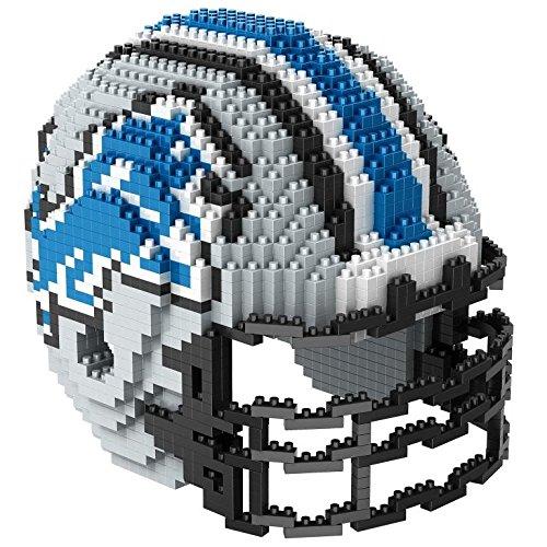 Detroit Lions 3D Brxlz - Helmet Detroit Lions Nfl Team Helmet