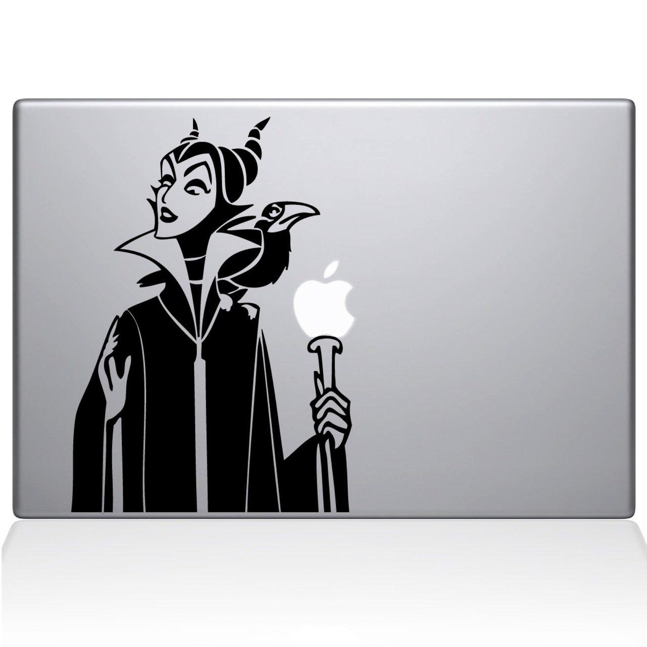 安い購入 Maleficent Sleeping Beauty Macbookデカール ブラック、Die Sleeping Cut Vinyl Decal Cut for Windows車、トラック、ツールボックス、ノートパソコン、ほぼすべてmacbook-ハード、滑らかな表面 ブラック Titans-Unique-Design-118866-Black ブラック B07239NDCH, フクチムラ:7b5d66b5 --- kickit.co.ke