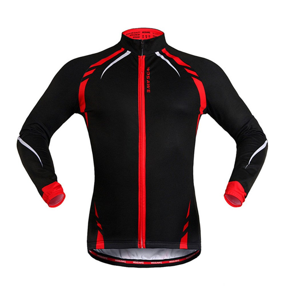 West Biking Mens and Womens Cycling Jersey Riding Jacket Cycle Windbreadker Bicycle Long Sleeve Wind Coat