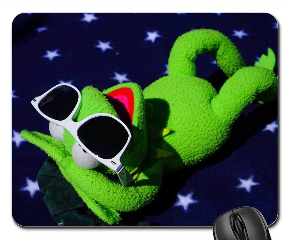 Amazon.com: Kermit Frog - Gafas de sol para ratón, diseño de ...