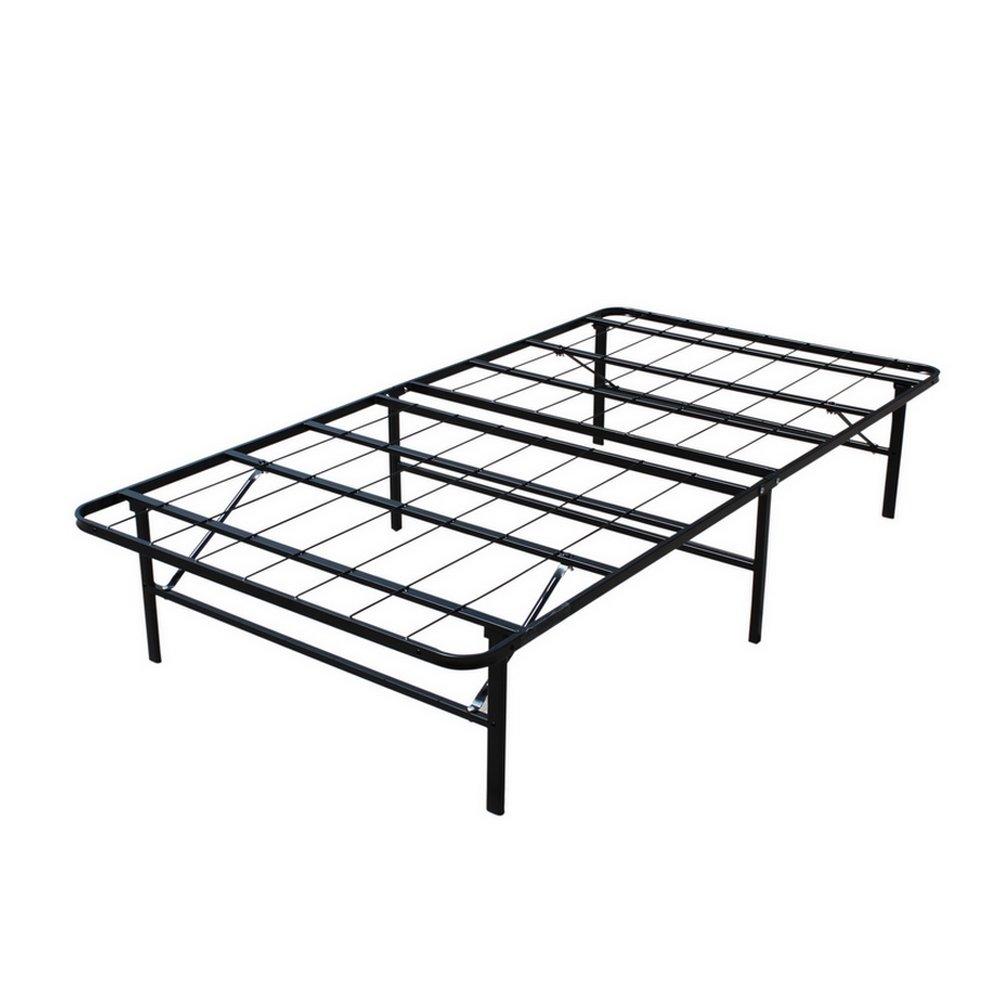 Homegear Platform Metal Bed Frame/Mattress Foundation - Twin