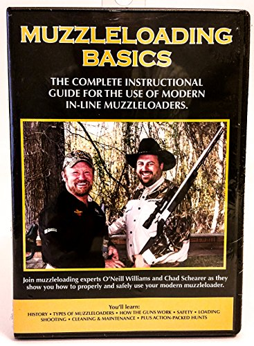 Muzzleloading Basics with O'Neill Williams and Chad Schearer -