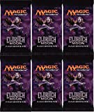 6 (Six) Packs - Magic: the Gathering - MTG: Eldritch Moon Booster Packs